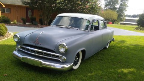 nicely customized 1953 Dodge Coronet hot rod for sale
