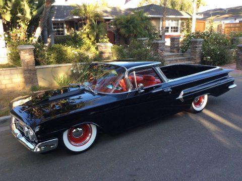 old school 1960 Chevrolet El Camino hot rod for sale