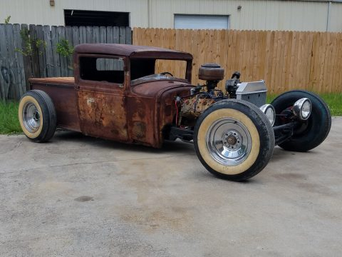 patina 1930 Ford Model A truck hot rod for sale