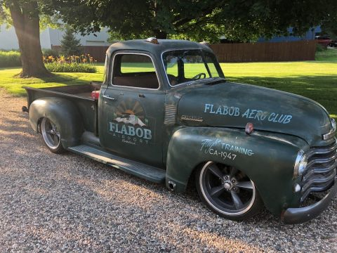 patina 1947 Chevrolet Pickups Standard hot rod for sale