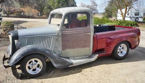 project 1936 Ford Pickups Custom hot rod for sale