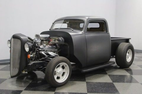 very nice 1948 Chevrolet Pickup hot rod for sale