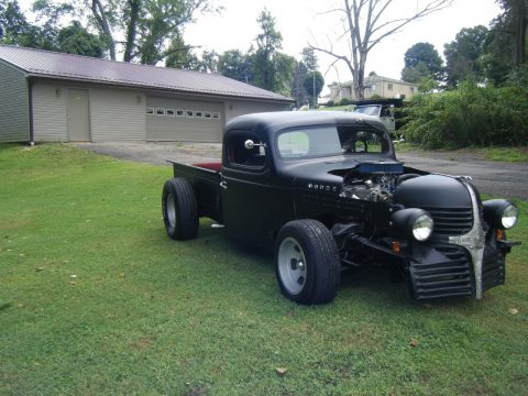 well built 1954 Dodge Pickup hot rod for sale