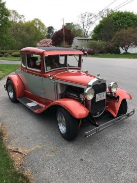 as good as it looks 1930 Ford Model A Hot Rod Coupe for sale