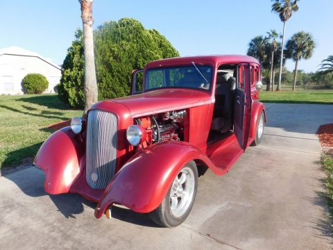 awesome 1933 Plymouth hot rod for sale