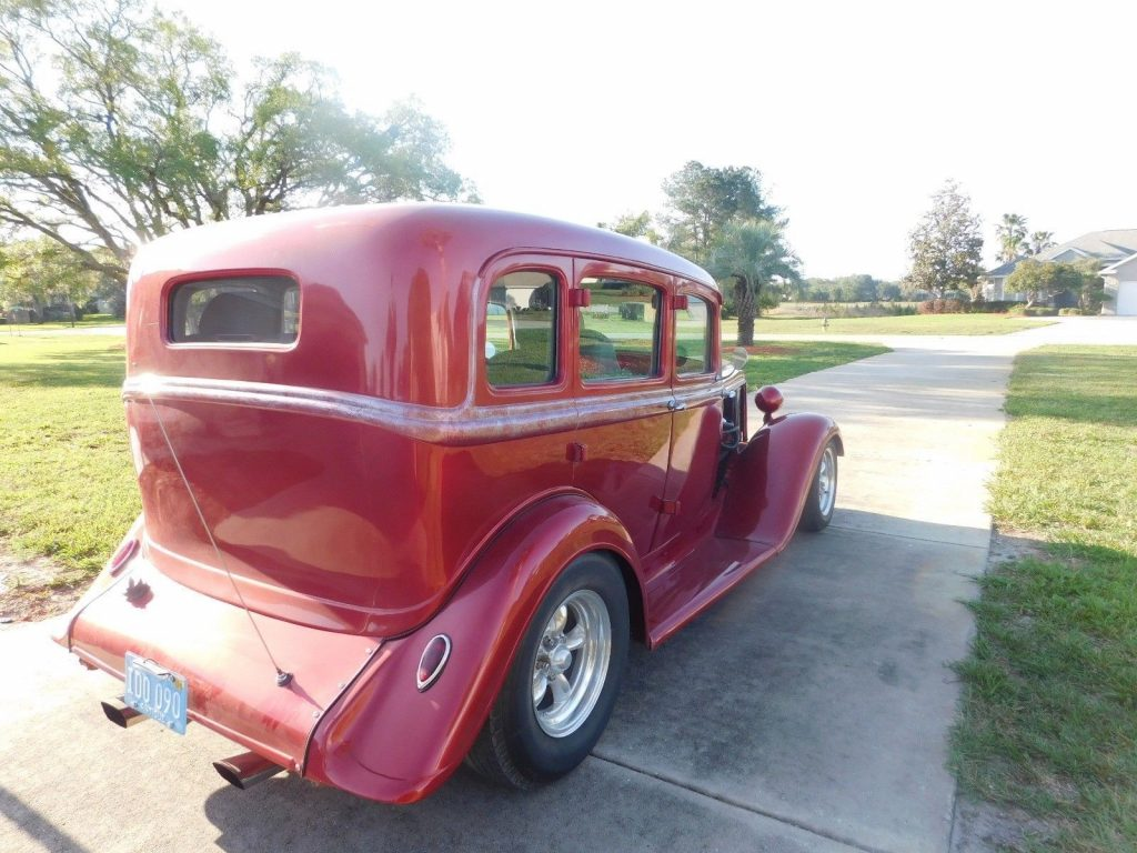 awesome 1933 Plymouth hot rod