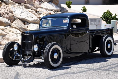 awesome 1936 Ford Pickup Hot Rod for sale