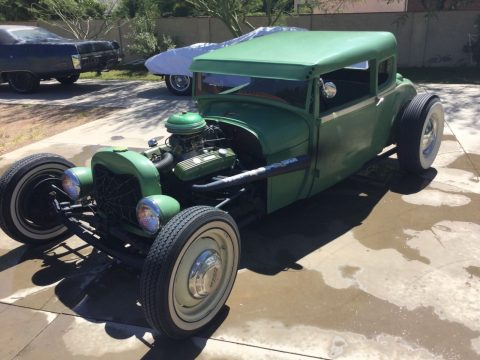 custom built 1928 Ford Model A hot rod for sale
