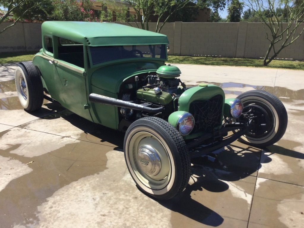 custom built 1928 Ford Model A hot rod