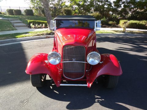 great looking 1932 Ford Roadster HOT ROD for sale