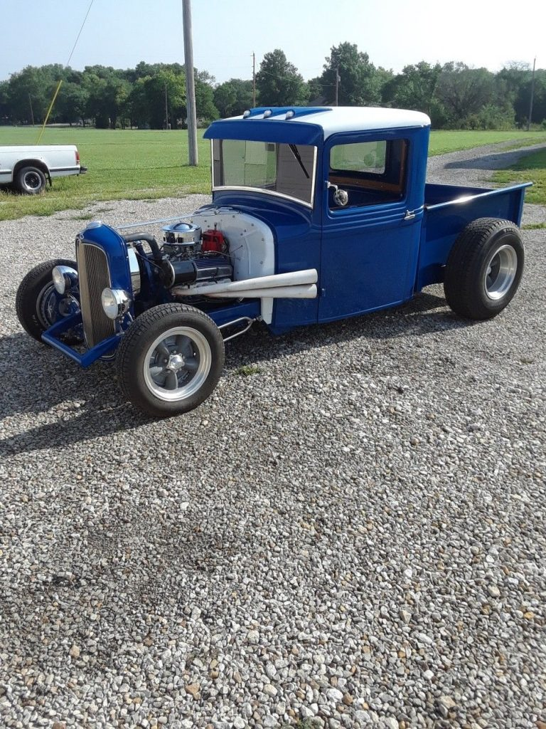 great looking 1934 Ford Pickup hot rod