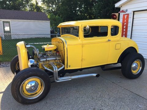 iconic 1931 Ford Model A hot rod for sale