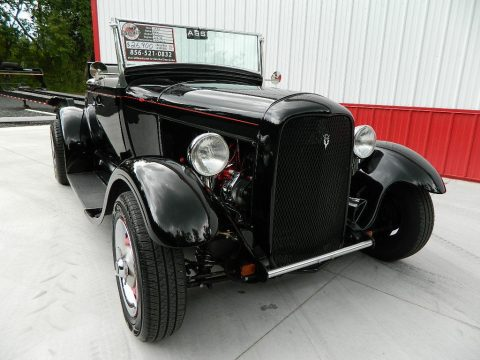 low miles 1930 Ford Model A Roadster hot rod for sale