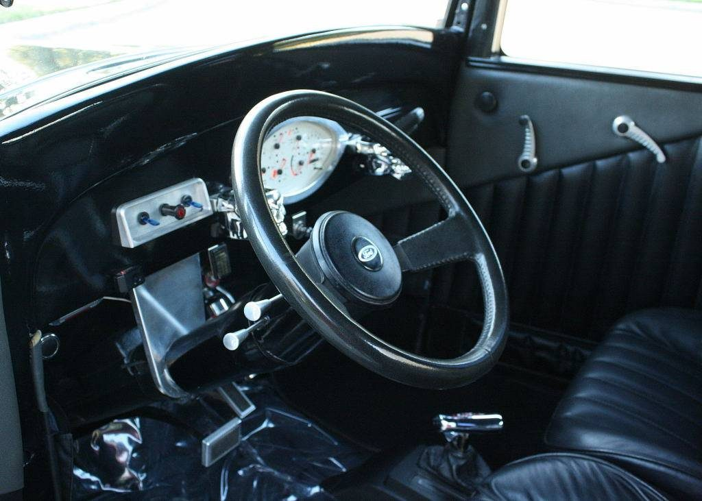 low miles since build 1932 Ford Model A Model B hot rod