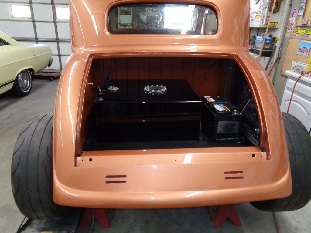 needs finishing 1934 Ford hot rod