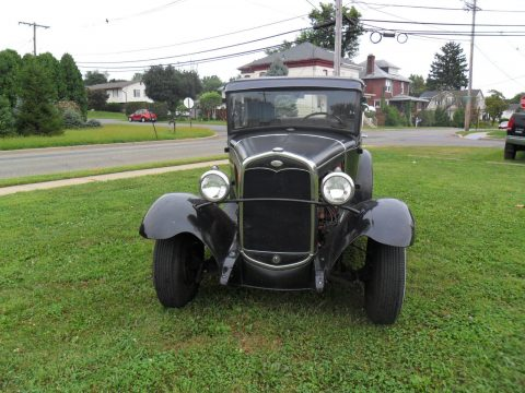 older build 1931 Ford Model A hot rod for sale