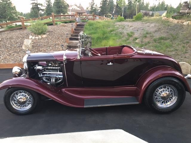 One of a Kind 1930 Ford Model A Streetrod Roadster Convertible