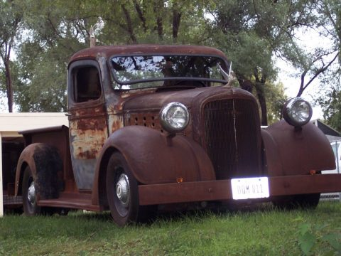 patina 1938 Chevrolet Pickup 1936 Front grill hot rod for sale