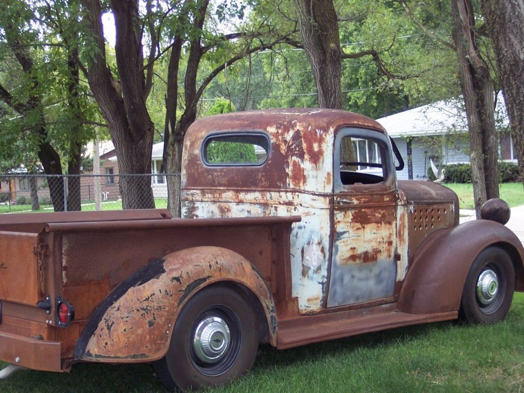 patina 1938 Chevrolet Pickup 1936 Front grill hot rod