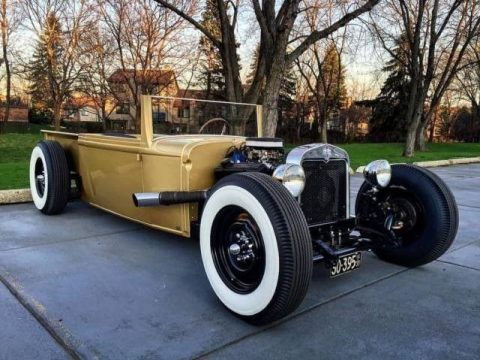 pristine 1930 Chevrolet Pickups Coupe hot rod for sale