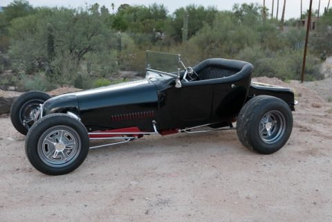 professionally built 1923 Ford Model T hot rod for sale