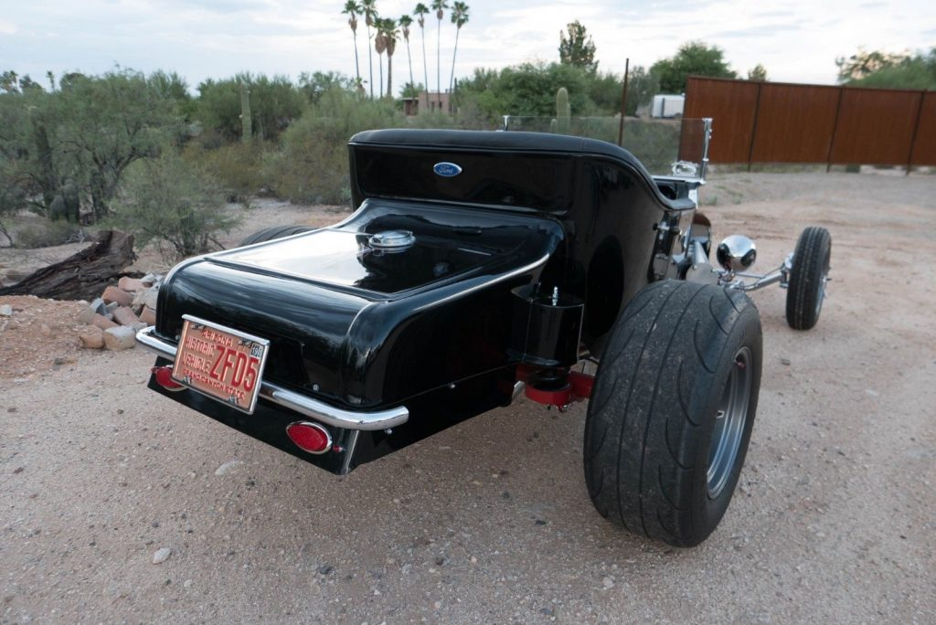 professionally built 1923 Ford Model T hot rod