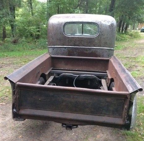 project 1941 Chevrolet Pickup hot rod