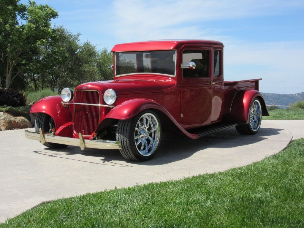 restomod 1934 Ford 1/2 Ton Pickup hot rod