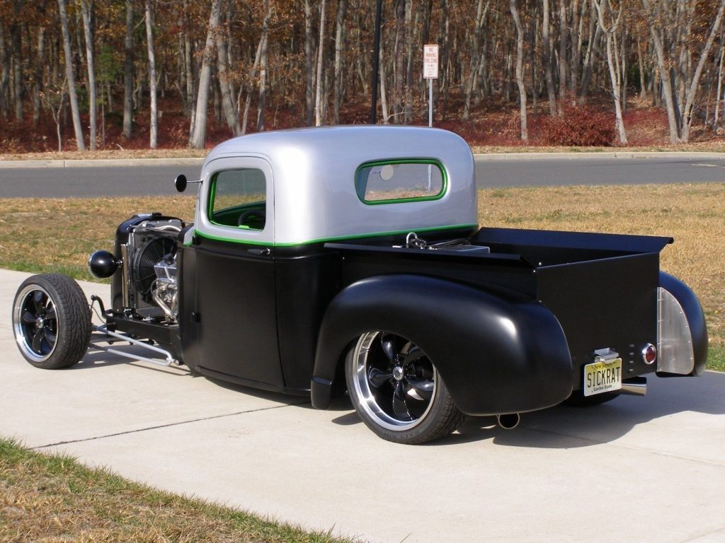 unique 1936 Chevrolet C 10 Pick up hot rod