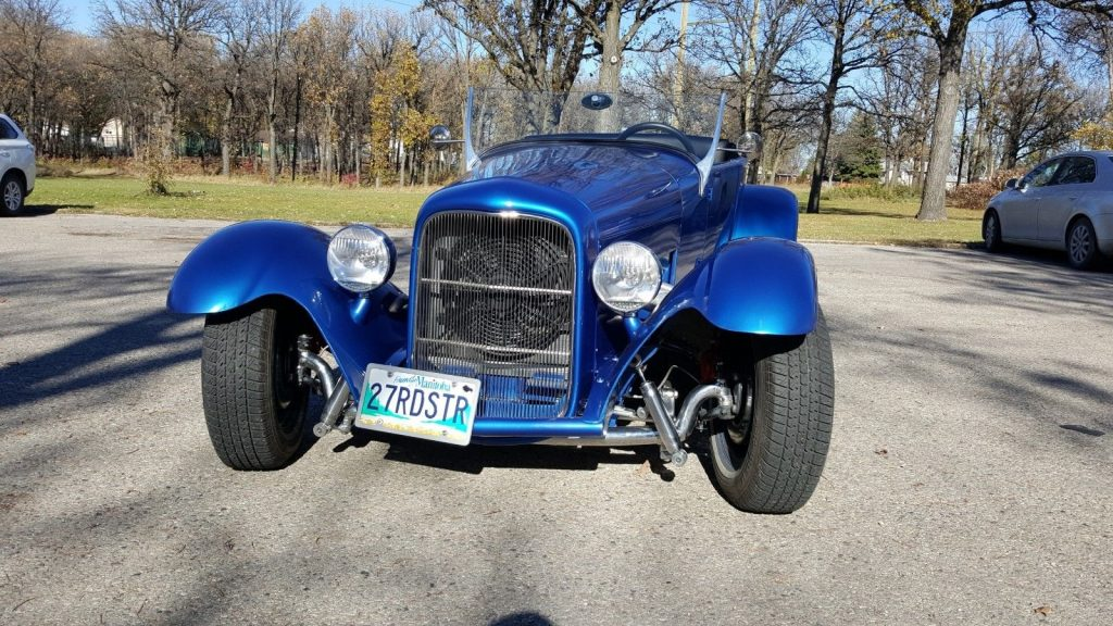 very nice 1927 Ford Roadster Hot Rod