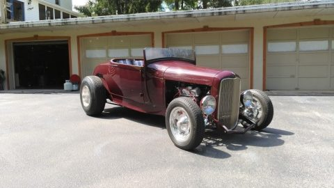 very nice 1929 Ford Model A Roadster Hot Rod for sale