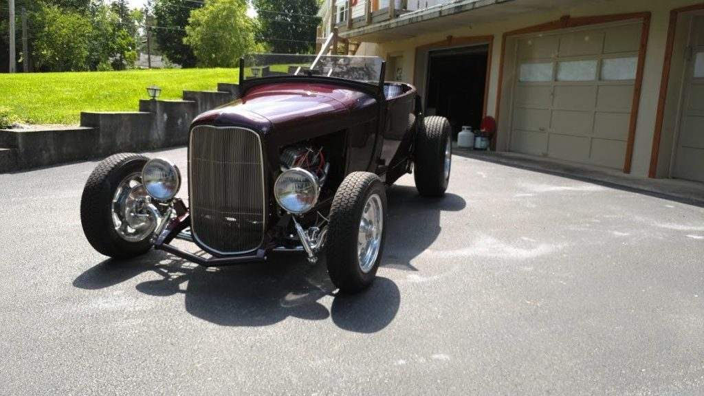 very nice 1929 Ford Model A Roadster Hot Rod