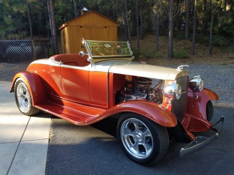 very rare 1931 Chevrolet Roadster Rumbleseat hot rod for sale