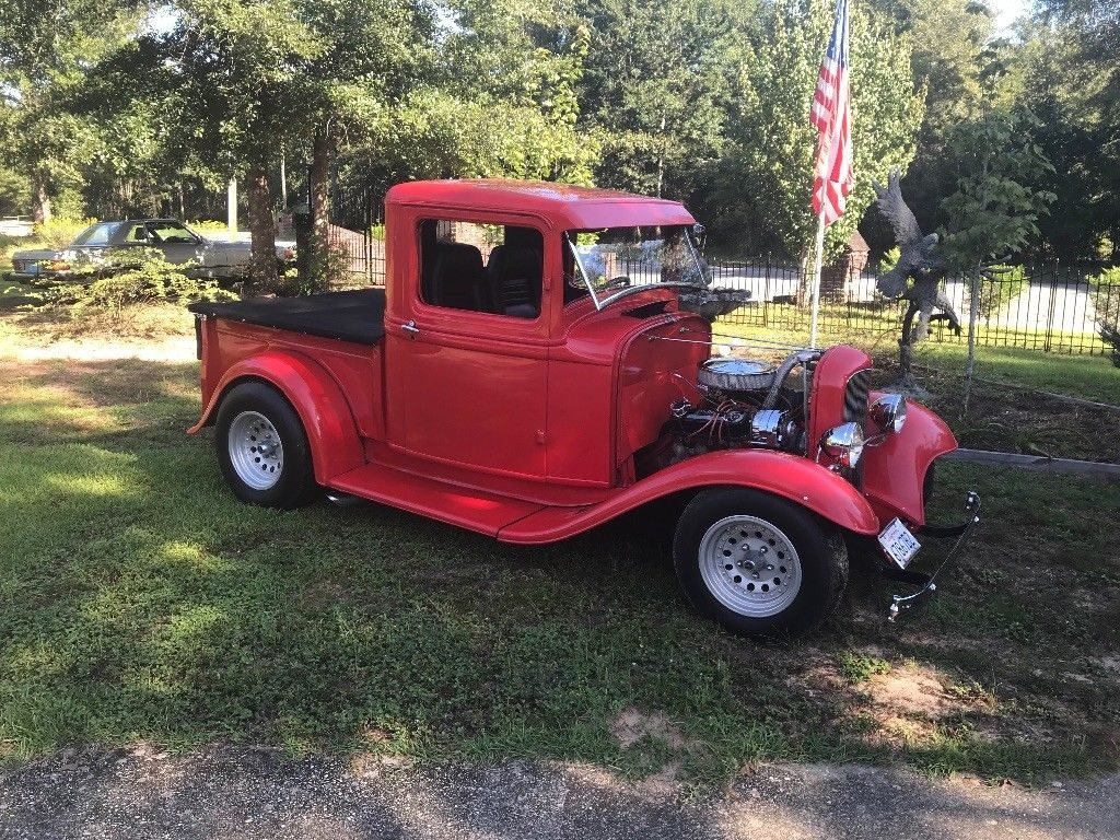 great shape 1932 Ford Pickup hot rod