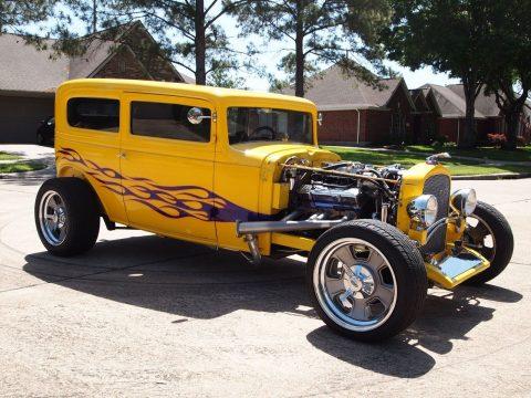 bad boy 1932 Chevrolet Sedan Hot Rod for sale