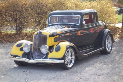 classic 1934 Plymouth Hot Rod for sale