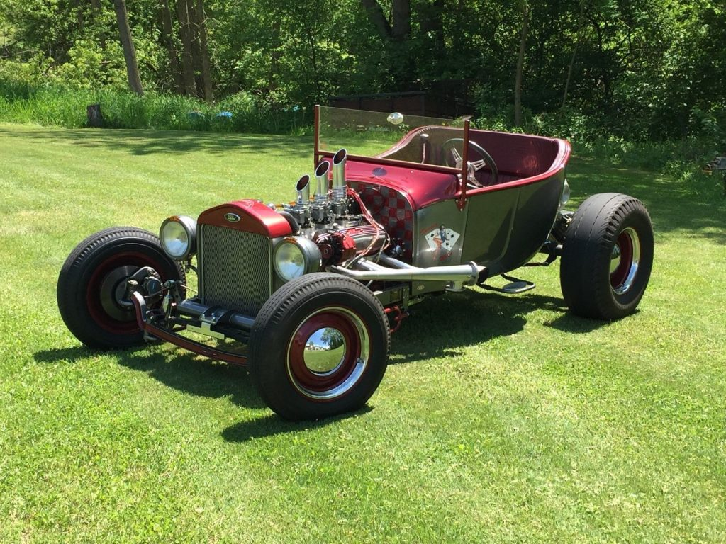cool nostalgia 1923 Ford Street Rod hot rod
