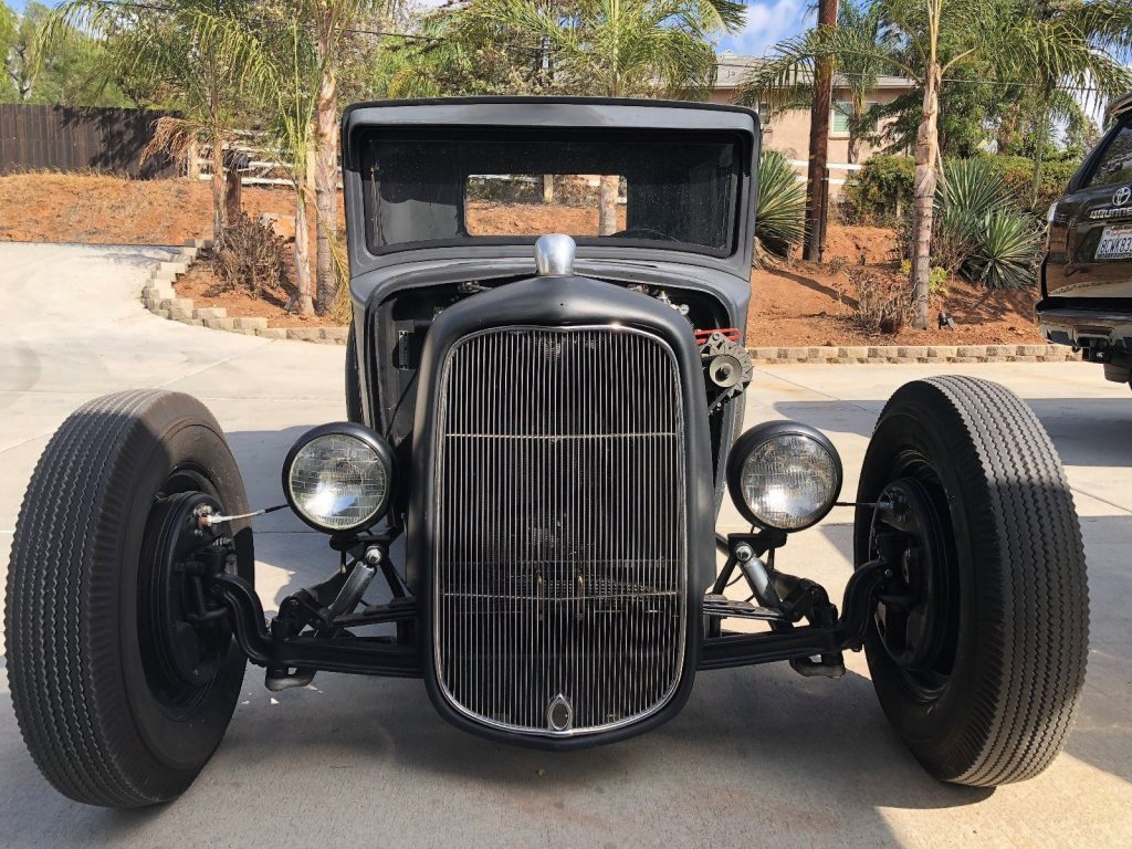 fully rebuilt 1931 Ford Model A hot rod