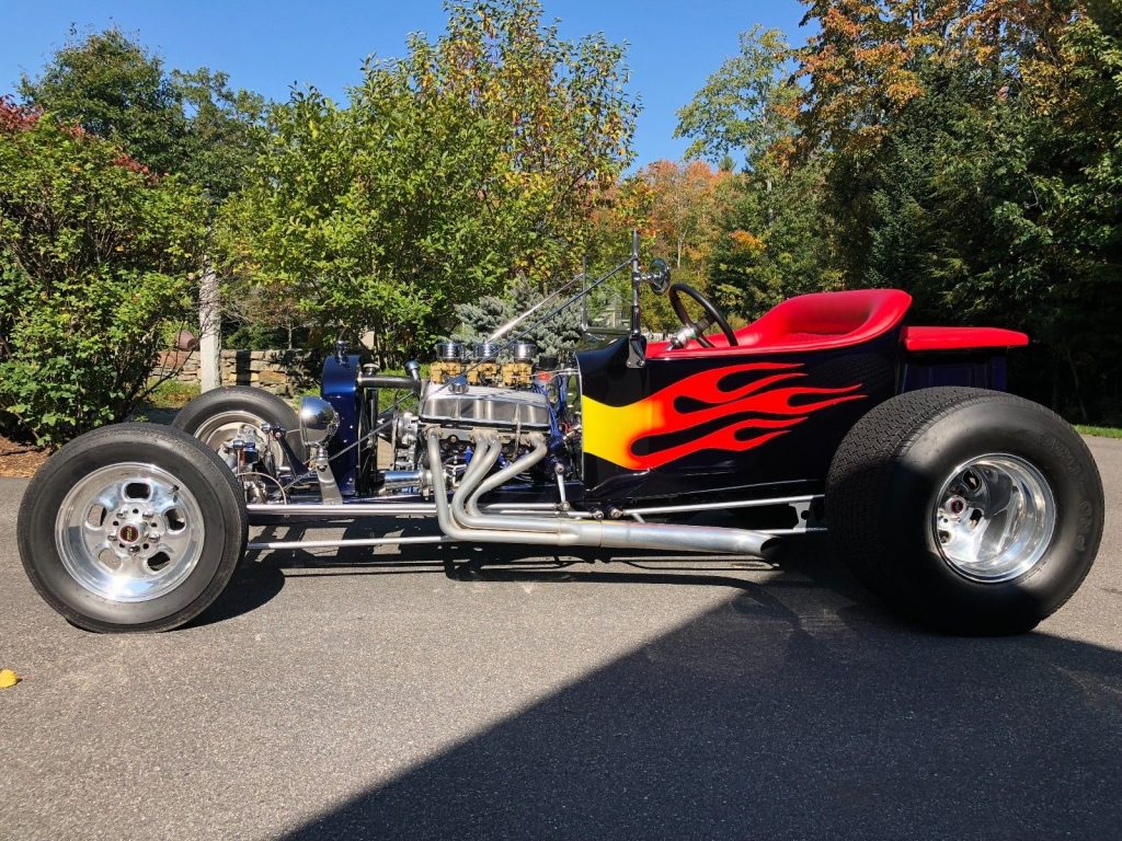 Fully Restored 1923 Ford Roadster T bucket hot rod