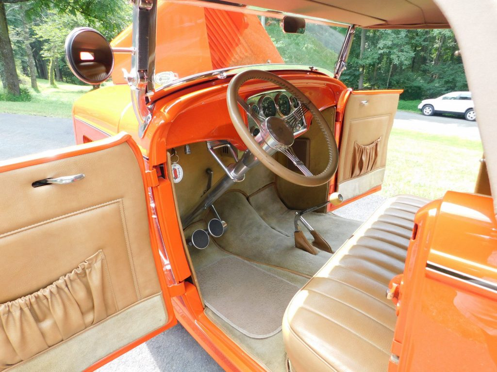 high quality build 1932 Ford Deuce Roadster Hot Rod