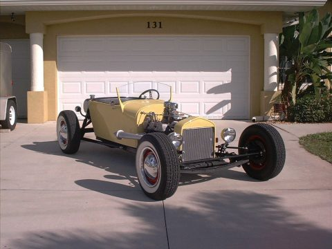 nice old school 1926 Ford Model T Hot Rod for sale
