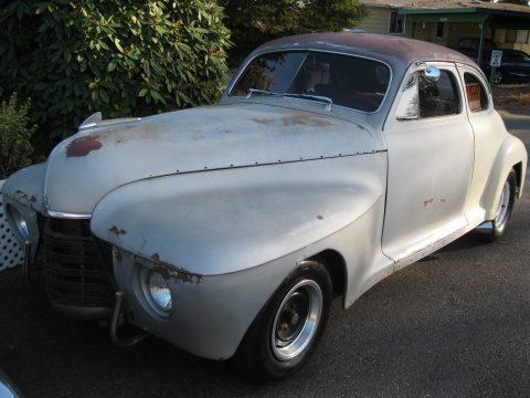 older build 1941 Oldsmobile Series 66 Coupe hot rod for sale