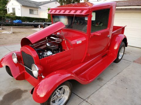 very nice 1928 Ford Model A hot rod for sale