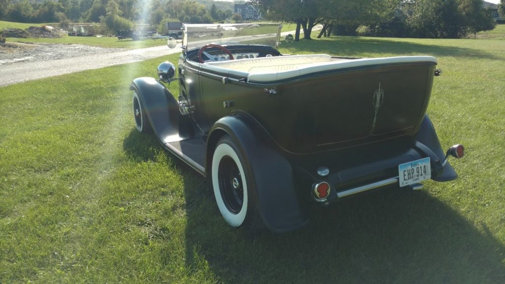 very nice 1932 Ford Phaeton Deluxe hot rod