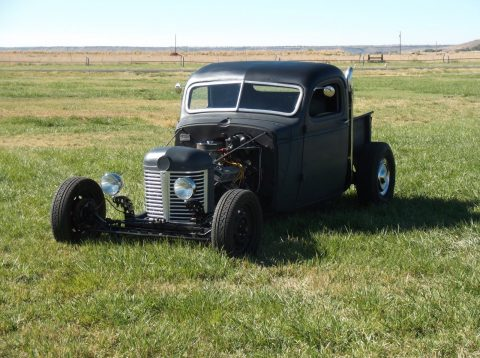 very nice build 1947 GMC custom truck hot rod for sale