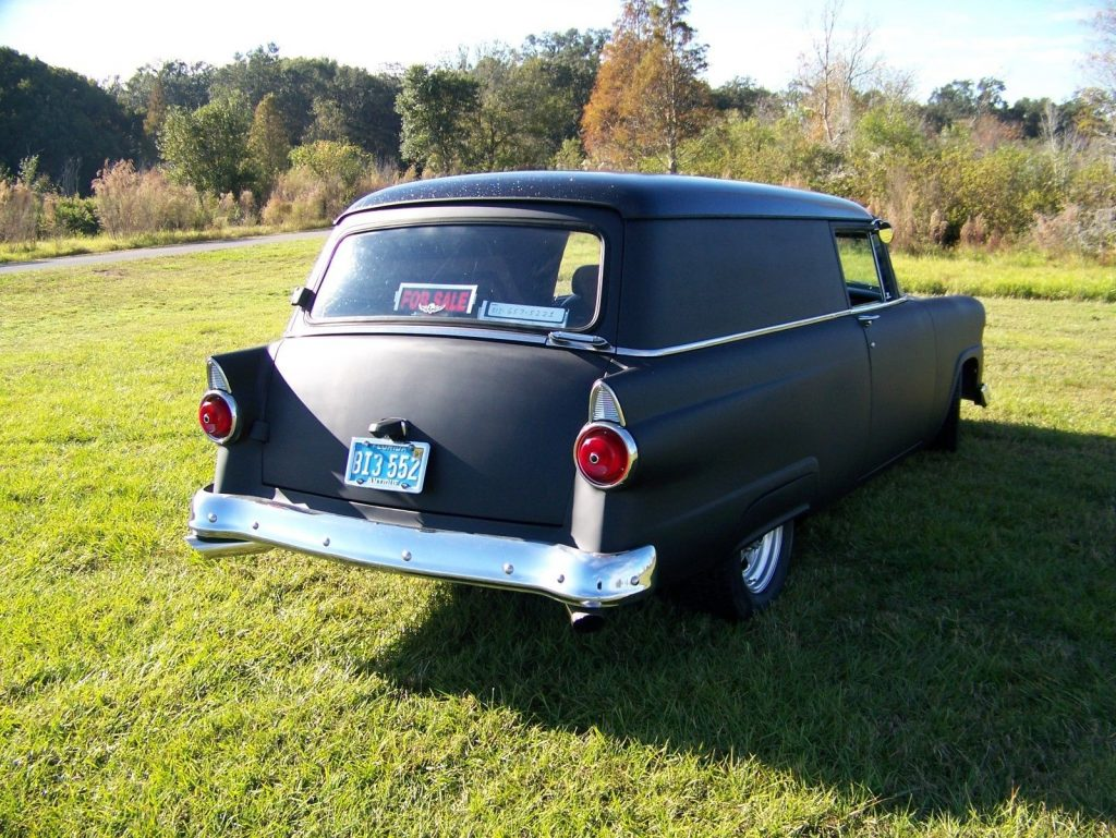all Ford 1955 Ford Sedan Delivery hot rod