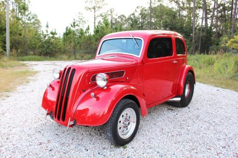 little beast 1949 Ford Anglia Hot Rod for sale