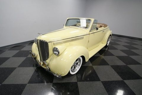 rare 1938 Dodge D8 Coupe Convertible hot rod for sale