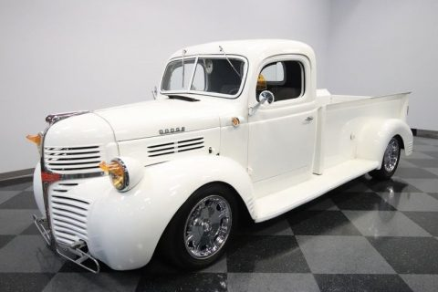 Restomod 1947 Dodge Pickup hot rod for sale