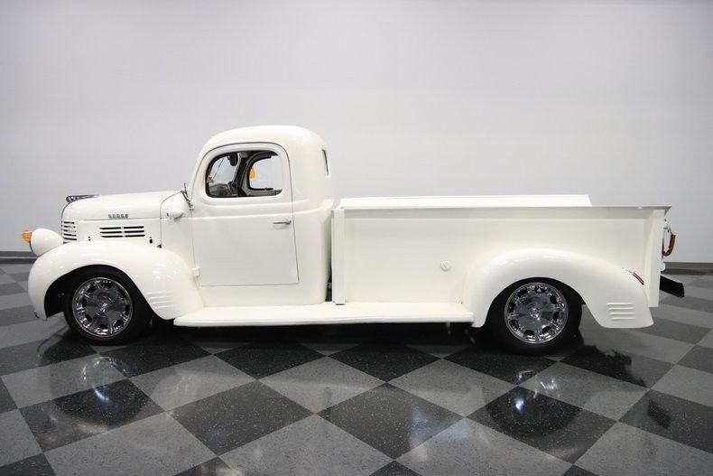 Restomod 1947 Dodge Pickup hot rod